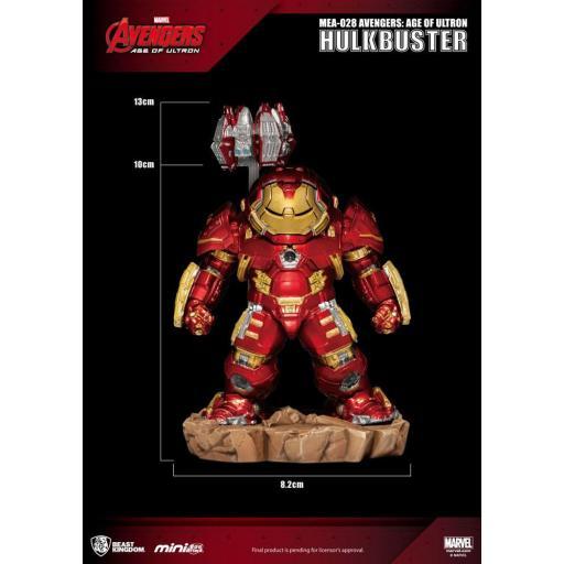 Figura Egg Attack Marvel Los Vengadores: La Era de Ultrón Hulkbuster 13 cm [3]