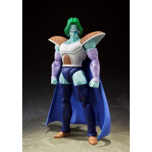Figura Articulada S.H. Figuarts Dragon Ball Z Zarbon 16 cm