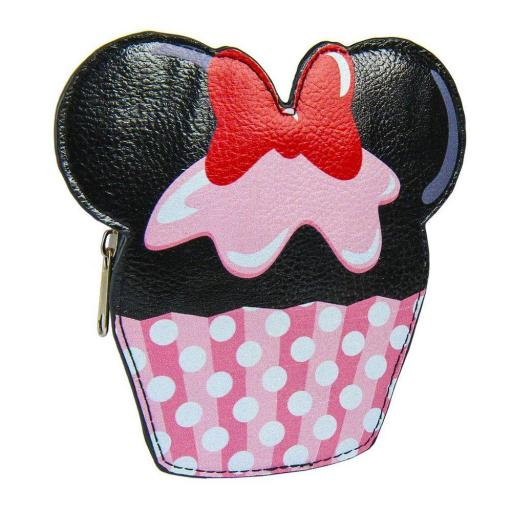 Monedero Porta Monedas Disney Minnie Mouse