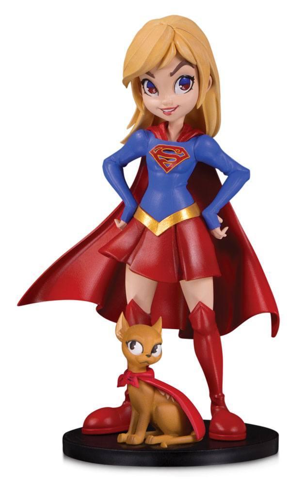 ESTATUA DC COLLECTIBLES DC COMICS SUPER GIRL BY CHRISSIE ZULLO
