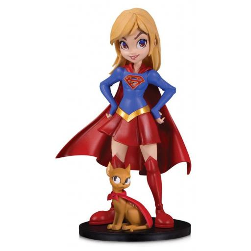 ESTATUA DC COLLECTIBLES DC COMICS SUPER GIRL BY CHRISSIE ZULLO