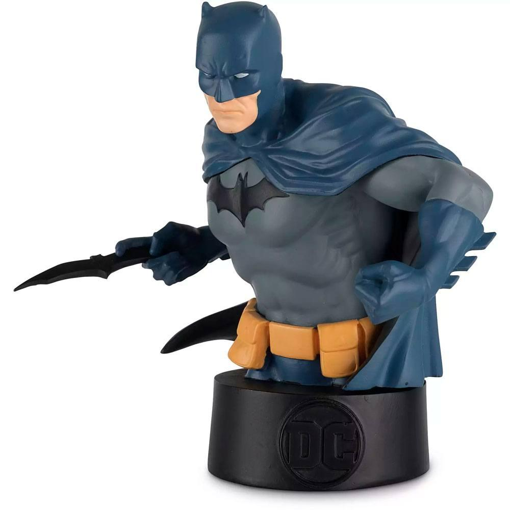 FIGURA EAGLEMOSS COLLECTIONS DC COMICS BATMAN UNIVERSE COLLECTOR'S BUSTS 1/16 BATMAN