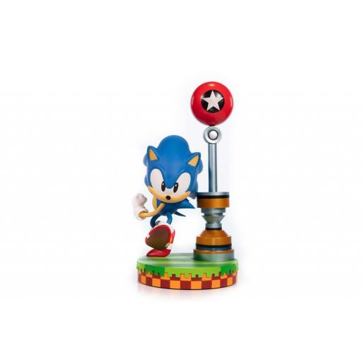 ESTATUA FIRST 4 FIGURES SONIC THE HEDGEHOG
