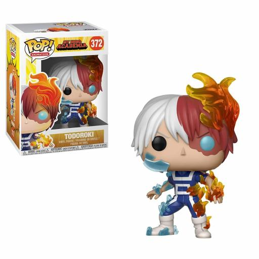 Figura Funko Pop! My Hero Academia Shoto Todoroki