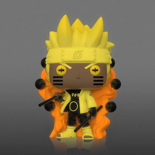 Figura Funko Pop! Specialty Series Naruto Six Path Sage (Glow)