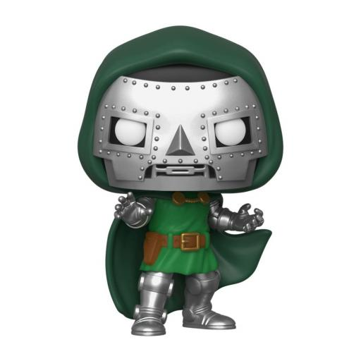 FIGURA FUNKO POP MARVEL DR DOOM