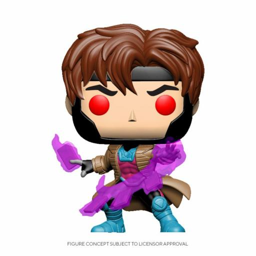 FIGURA FUNKO POP MARVEL GAMBIT