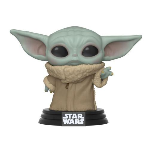 FIGURA FUNKO POP STAR WARS THE MANDALORIAN THE CHILD