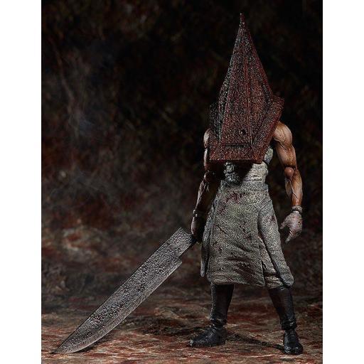 Figura Articulada Figma Silent Hill 2 Pyramid Head 20 cm