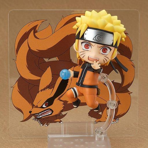 Figura Nendoroid Naruto Shippuden Uzumaki Naruto 10cm [3]