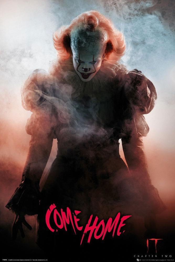 Poster IT 2 Pennywise Come Home 61 x 91