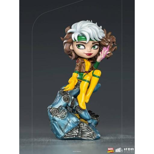 Figura Mini Co. Deluxe Marvel X-Men Rogue 18 cm