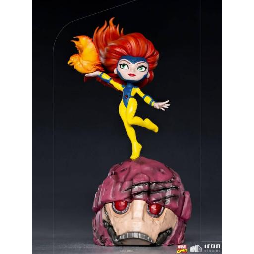Figura Mini Co. Deluxe Marvel X-Men Jean Grey 28 cm
