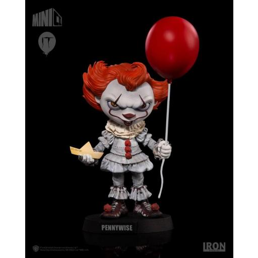 Figura Mini Co. Pennywise IT 17 cm Deluxe