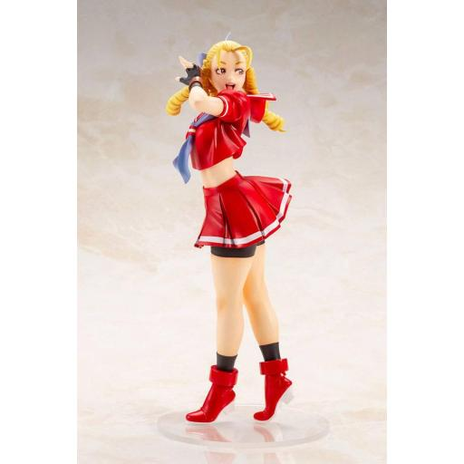 ESTATUA KOTOBUKIYA STREET FIGHTER KARIN