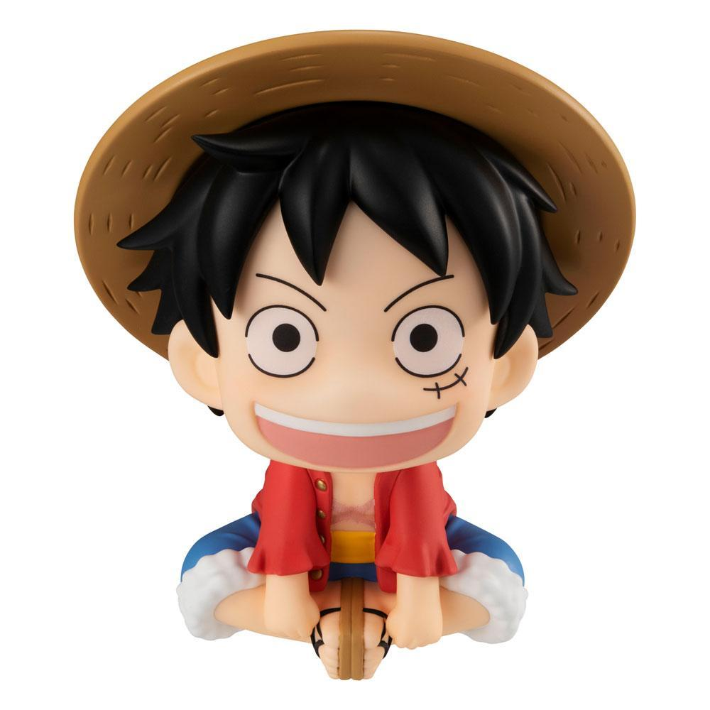 Figura MegaHouse Look Up One Piece Monkey D. Luffy 11 cm