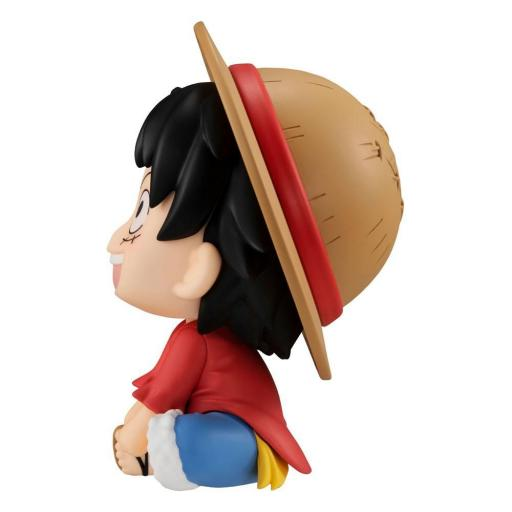 Figura MegaHouse Look Up One Piece Monkey D. Luffy 11 cm [1]