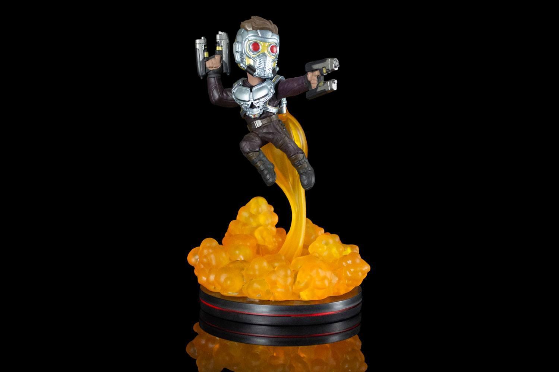 Figura QFig Marvel Los Guardianes de la Galaxia Star Lord 16 cm