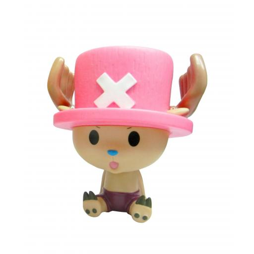HUCHA ONE PIECE CHOPPER SENTADO CHIBI