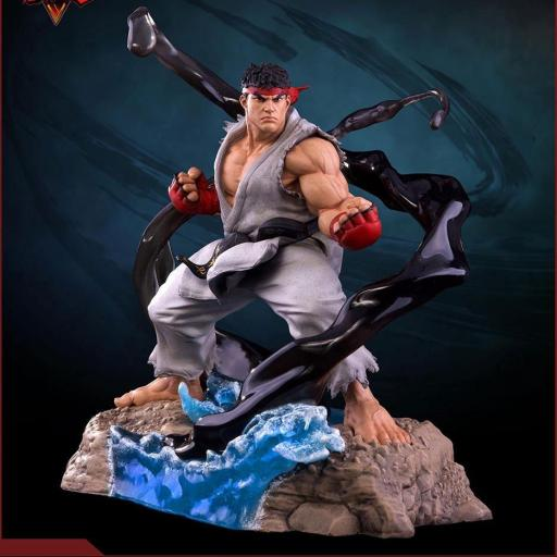 ESTATUA PCS COLLECTIBLES STREET FIGHTER V RYU