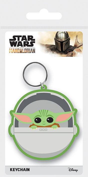 Llavero Star Wars The Mandalorian The Child Nave