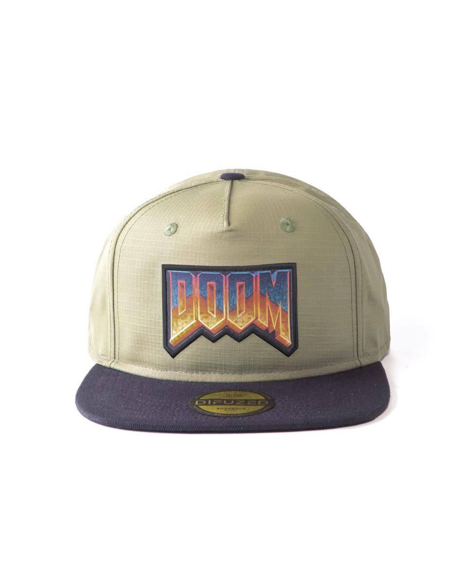 GORRA DOOM ETERNAL RETRO