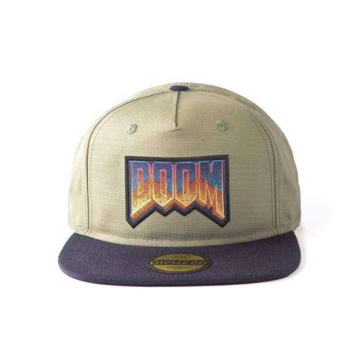 GORRA DOOM ETERNAL RETRO [0]