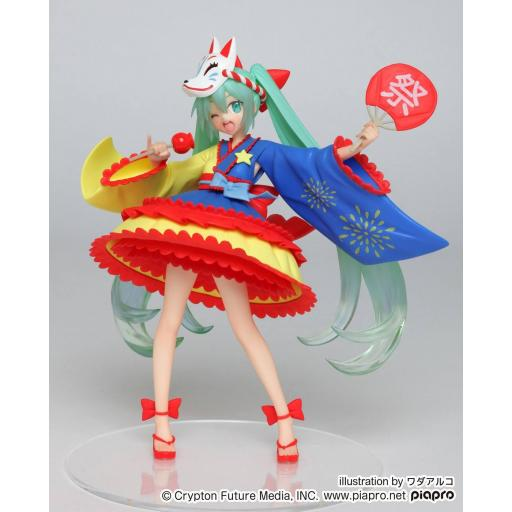 Estatua PVC  Vocaloid Hatsune Miku 2nd Season Summer Ver. 18 cm