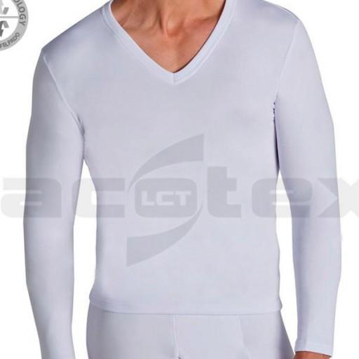 Camiseta interior térmica de hombre