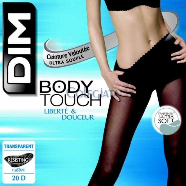 PANTY CON DEMARCACIÓN 20 DEN. BODY TOUCH. AD01789