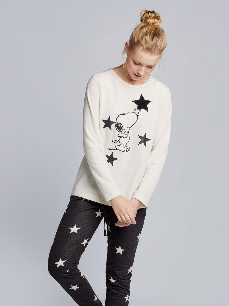 Pijama largo Snoopy