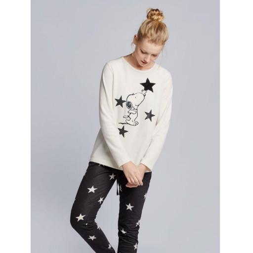 Pijama largo Snoopy [0]