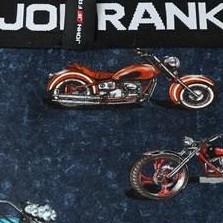 BOXER JOHN FRANK DİJİTAL BASKILI MULTICOLOR MOTOS