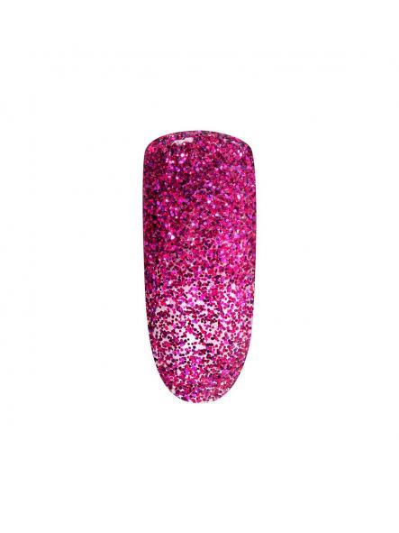Esmalte mini Peel Off Pink glitter [1]