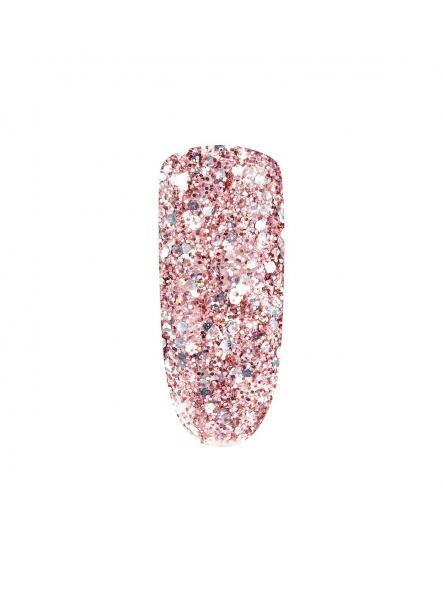 Esmalte mini Peel Off Rose glitter [1]