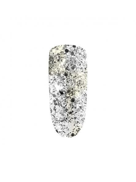 Esmalte mini Peel Off Silver glitter [1]