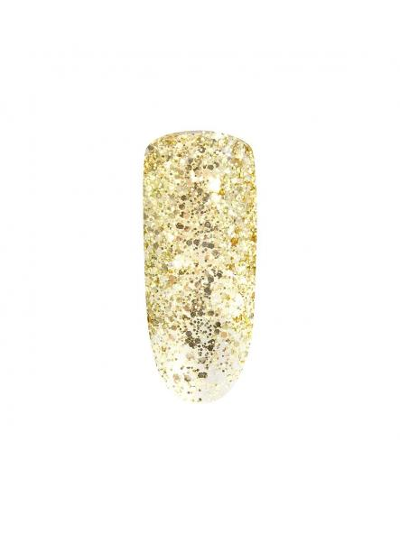 Esmalte mini Peel Off Gold glitter [1]
