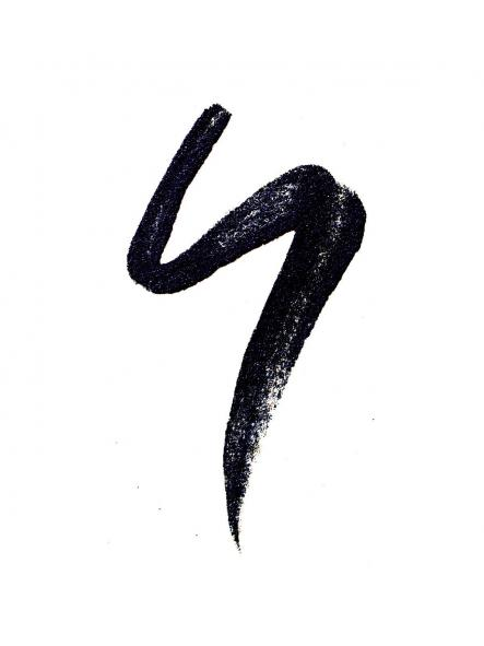 Eyeliner pincel Paillete noir [1]