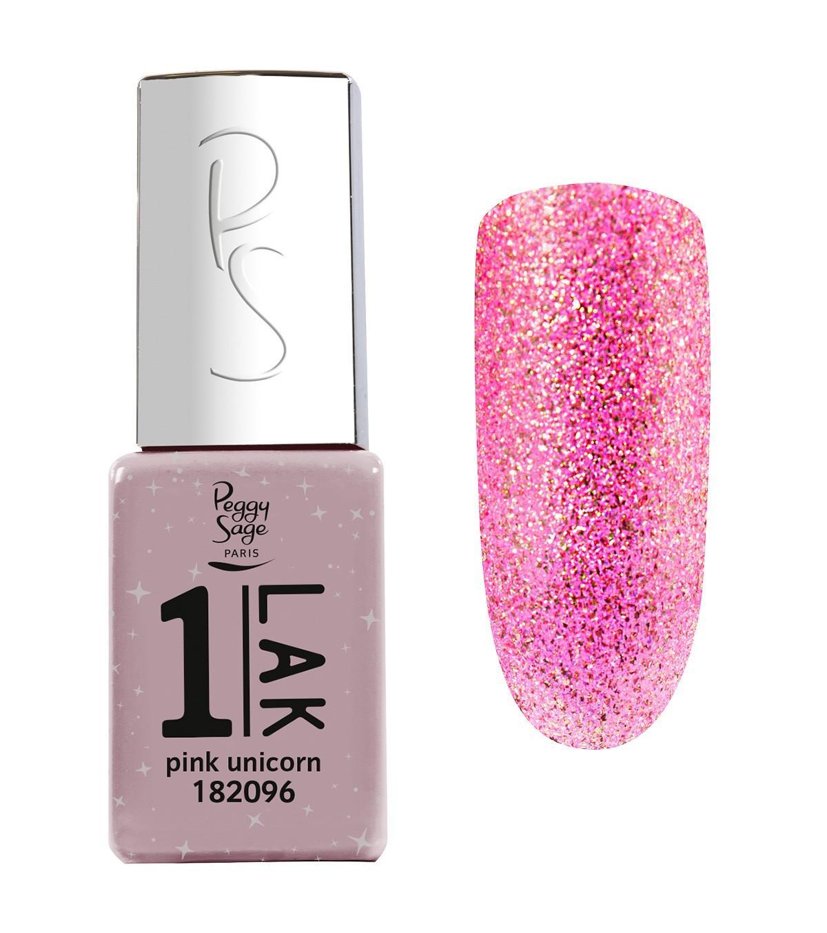 1-LAK Pink unicorn