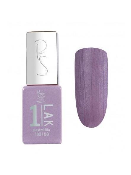 1-LAK Pastel lila