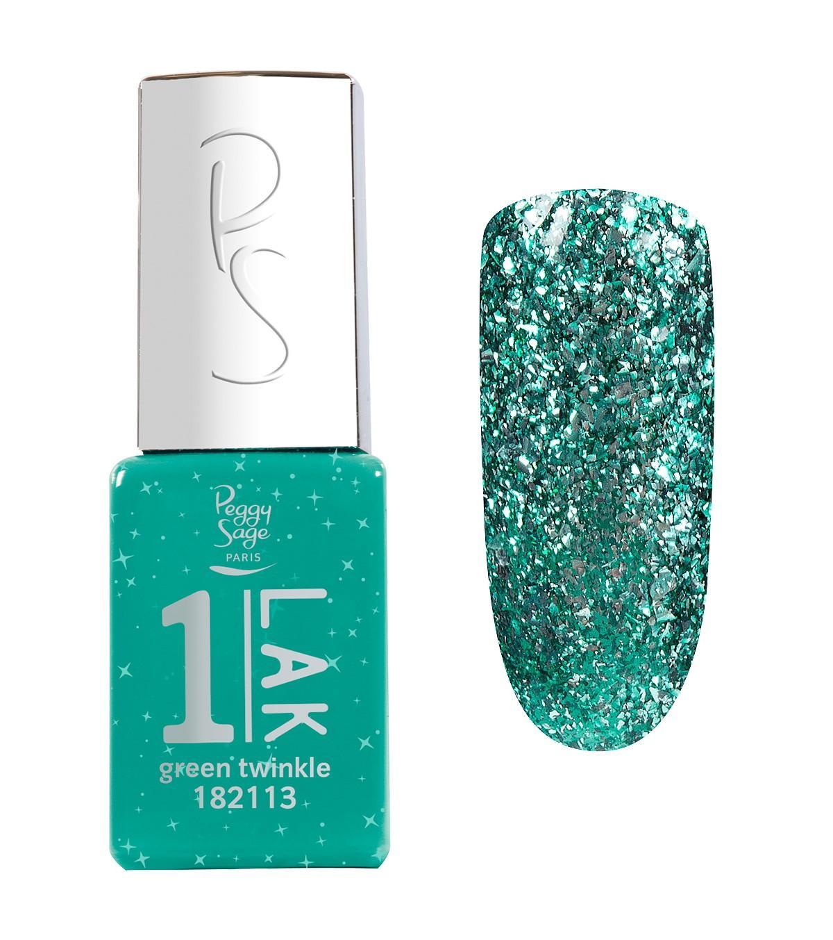 1-LAK Green twinkle