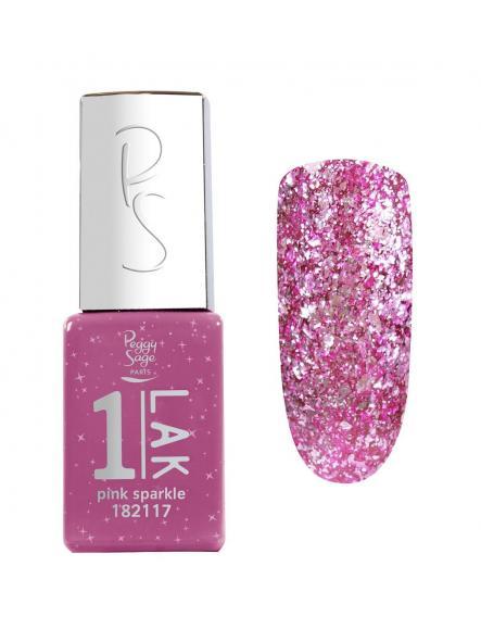 1-LAK Pink sparkle