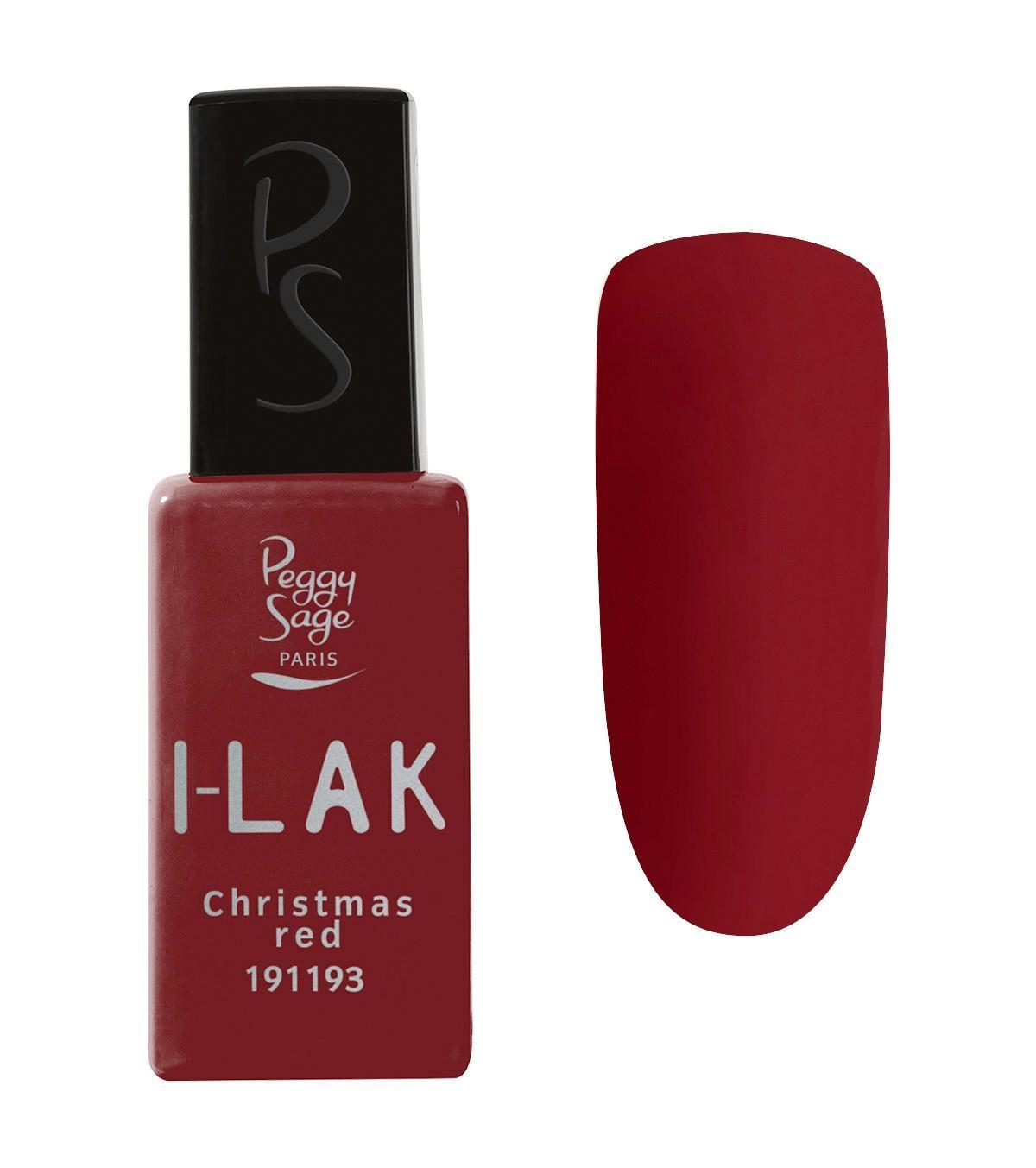 I-LAK Christmas red