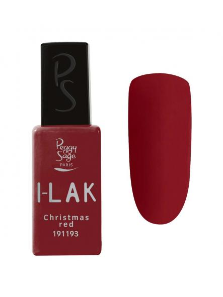 I-LAK Christmas red