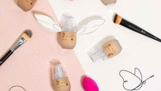 Maquillaje Fluido