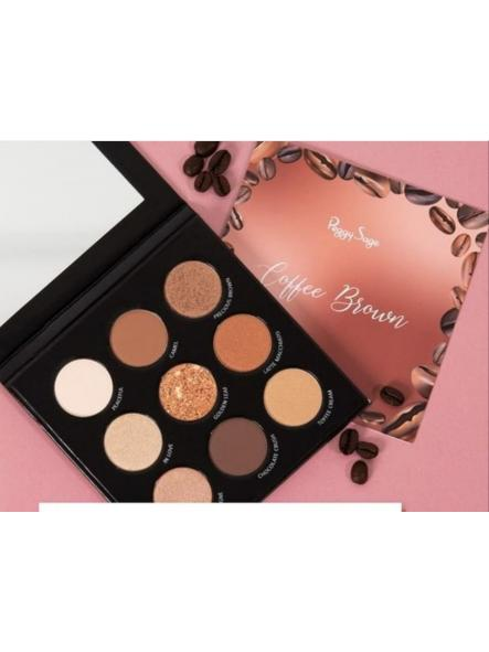 Paleta de sombras Coffe brown