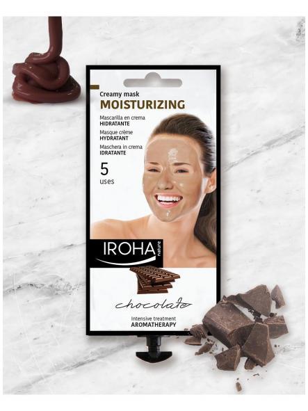 Mascarilla Hidratante - Chocolate