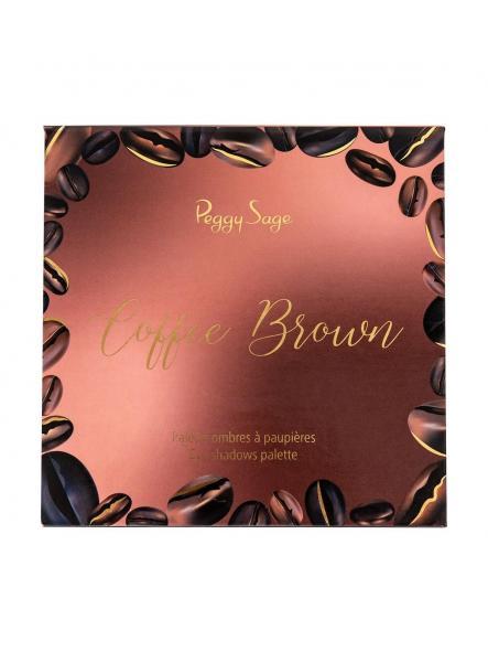 Paleta de sombras Coffe brown [2]