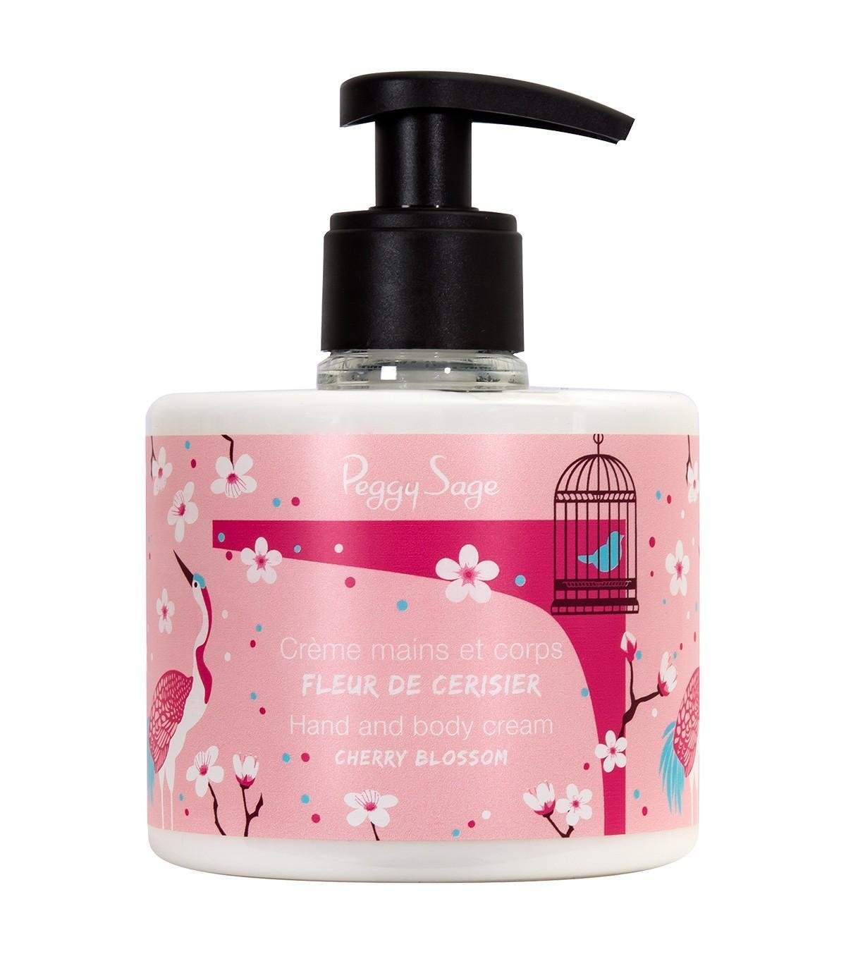 Crema Flor de Cerezo