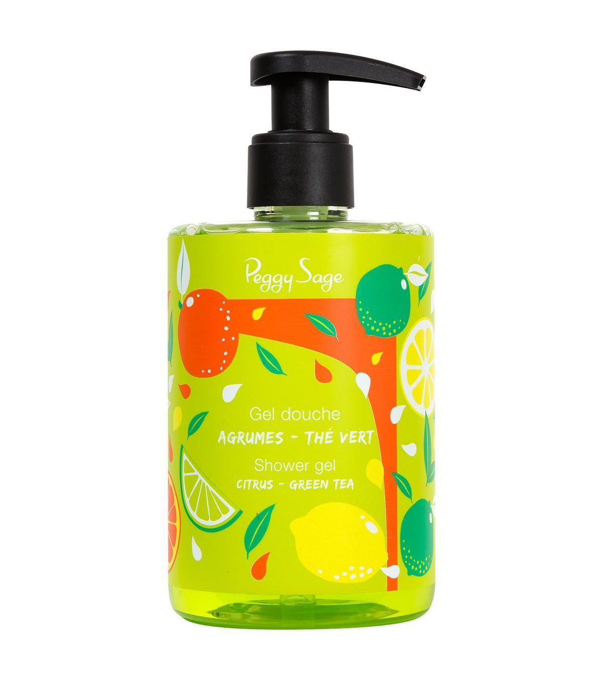 Gel de ducha Cítricos / Té verde